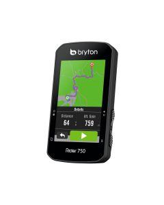 Bryton ciclocomputer Rider 750 GPS touchscreen
