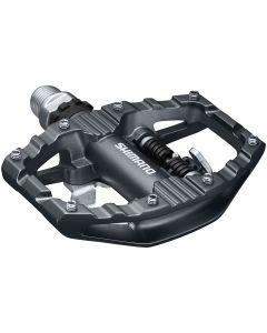 Shimano pedali EH500 SPD double lato flat