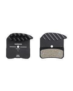 Shimano pastiglie freno resina H03A incl spring/split pin 1 pair